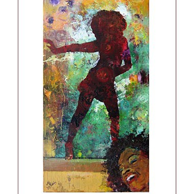 Kunstdruck ´Dancing Queen´